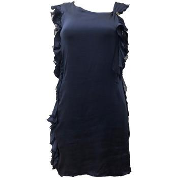 Kleidung Damen Kleider Rich & Royal Robe Bleu 13Q686 Blau