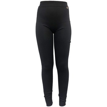Kleidung Damen Leggings Rich & Royal Legging Noir 13Q917 Schwarz