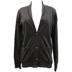 Kleidung Damen Jacken Rich & Royal Veste Gris 13Q224 Grau