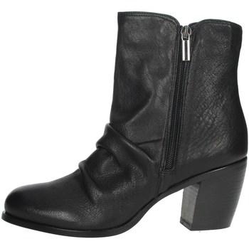 Schuhe Damen Boots Elena Del Chio 5803 Schwarz