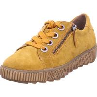 Schuhe Damen Derby-Schuhe & Richelieu Jana Woms Lace-up SAFFRON