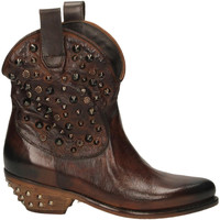 Schuhe Damen Boots J.p. David CANDY + BORCHIE cuoio
