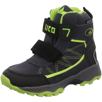 Schuhe Jungen Babyschuhe Lico Winterboots NV 720327 - blau