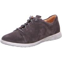 Schuhe Damen Derby-Schuhe & Richelieu Ganter Schnuerschuhe Schnürer GABBY 203012-6300 grau