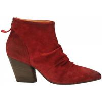 Schuhe Damen Low Boots Mat:20 SAYO rosso-barolo