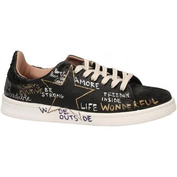 Schuhe Damen Sneaker Low Nira Rubens DAIQUIRI STELLA BOA WRITER nero