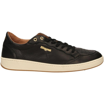 Schuhe Herren Sneaker Low Blauer MURRAY01 black