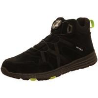 Schuhe Damen Sneaker High Vado 83312 schwarz