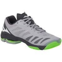 Schuhe Herren Sneaker Low Mizuno Wave Lighting Z5 Grau
