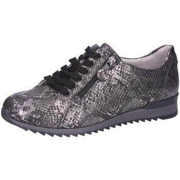 Schuhe Damen Derby-Schuhe & Richelieu Waldläufer Schnuerschuhe Gurly 15 -G- 270002.179.052 silber