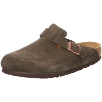 Schuhe Herren Pantoletten / Clogs Birkenstock Offene 660461 braun