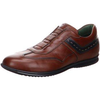 Schuhe Herren Slipper Galizio Torresi Slipper 313098-V.18216 braun