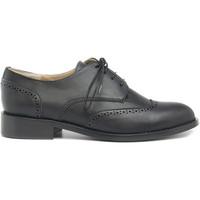 Schuhe Damen Derby-Schuhe Nae Vegan Shoes Simone Black Schwarz
