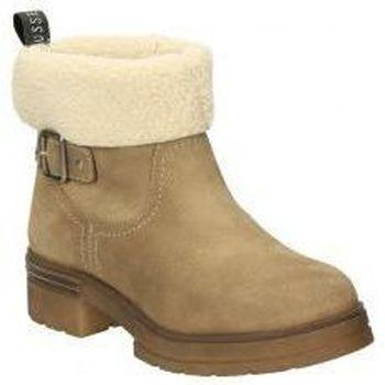 Schuhe Damen Schneestiefel Coolway GEOS Marron
