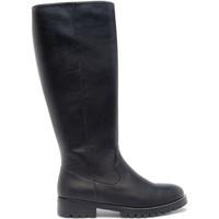 Schuhe Damen Klassische Stiefel Nae Vegan Shoes Lou Black Schwarz