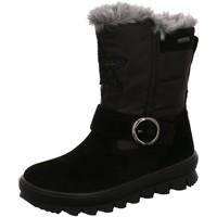 Schuhe Mädchen Stiefel Superfit Winterstiefel 5-09215-00 schwarz