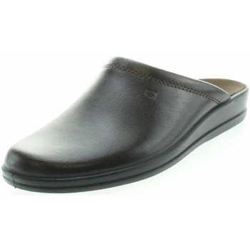 Schuhe Herren Pantoletten / Clogs Rohde Herren Pantoffel 1550 72 Braun