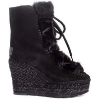 Schuhe Damen Low Boots Vidorreta 96739PCTI Schwarz