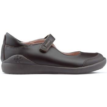 Schuhe Kinder Derby-Schuhe & Richelieu Biomecanics Schuhe  COLLEGIALES 181121 BRAUN