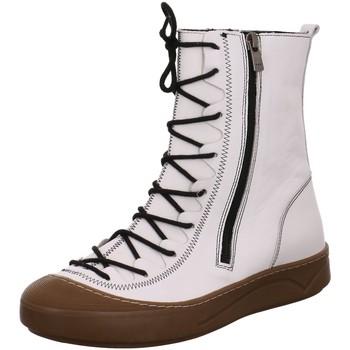 Schuhe Damen Stiefel Gemini Stiefeletten 331010-02-001 weiß