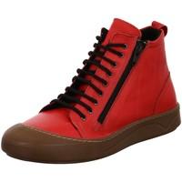 Schuhe Damen Stiefel Gemini Stiefeletten 31007-02-005 rot