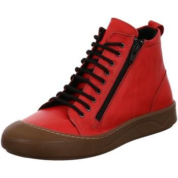 Schuhe Damen Stiefel Gemini Stiefeletten 031007 000003100702506 rot