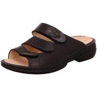Schuhe Damen Pantoletten / Clogs Finn Comfort Pantoletten KOS 02554902048 902048 schwarz