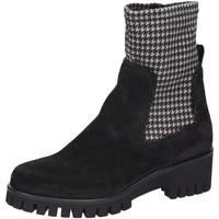 Schuhe Damen Stiefel Donna Carolina Stiefeletten 40.699.148 schwarz