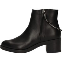 Schuhe Damen Ankle Boots L'amour 934 BLACK