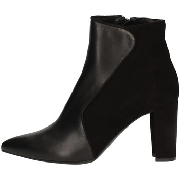 Schuhe Damen Ankle Boots L'amour 907 BLACK