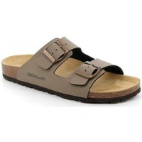 Schuhe Damen Pantoffel Grunland DSG-CB1557 TORTORA