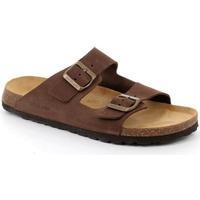 Schuhe Herren Pantoffel Grunland DSG-CB3005 TESTA DI MORO