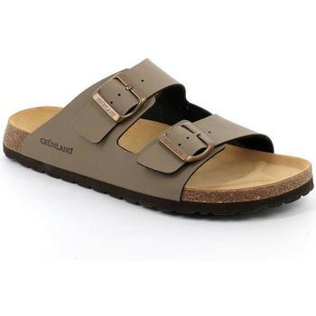Schuhe Herren Pantoffel Grunland DSG-CB3012 TORTORA