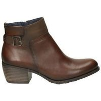 Schuhe Damen Low Boots Dorking 8095 Marron