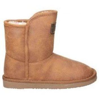 Schuhe Kinder Schneestiefel Conguitos 542 07 Marron