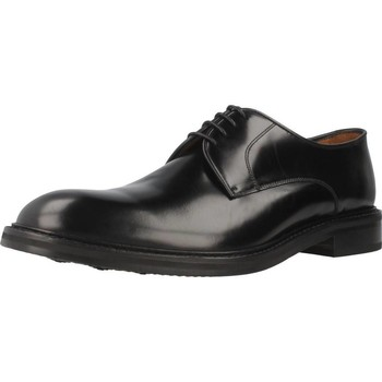 Schuhe Herren Derby-Schuhe Lottusse L6710 Schwarz