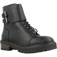 Schuhe Damen Low Boots MTNG 58526 Schwarz