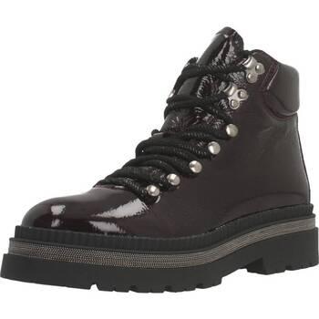 Schuhe Damen Boots Alpe 4427 53 Rot