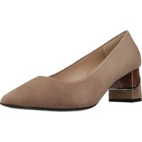 Schuhe Damen Pumps Argenta 5107 3 Brown
