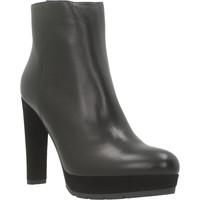 Schuhe Damen Low Boots Eliza Ferrari 904AL Schwarz
