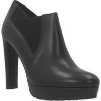 Schuhe Damen Low Boots Eliza Ferrari 916AL Schwarz
