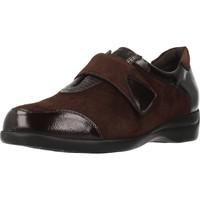 Schuhe Damen Derby-Schuhe Piesanto 195576 Brown