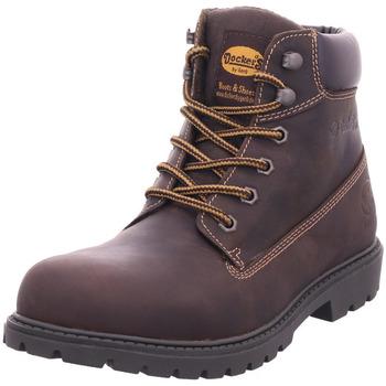 Schuhe Herren Stiefel Dockers - 19PA140-400 braun