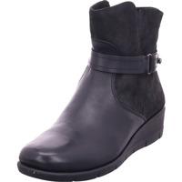 Schuhe Damen Stiefel Caprice Woms Boots BLACK COMB