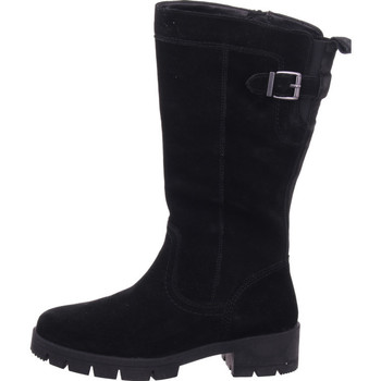 Jana Damen Stiefel BLACK - Schuhe Klassische Stiefel Damen 7995