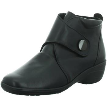 Schuhe Damen Low Boots Longo Stiefeletten 1014143/0 schwarz