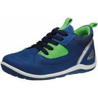 Schuhe Jungen Derby-Schuhe & Richelieu Ecco Schnuerschuhe  BIOM MINI SHOE 753931 01269 blau