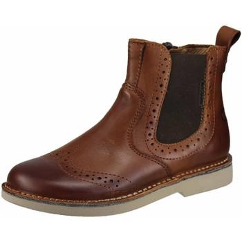 Schuhe Mädchen Stiefel Ricosta Stiefel DALLAS 70 7622300/260 braun
