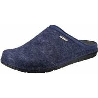 Schuhe Damen Hausschuhe Rohde 6740/56 blau