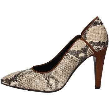 Schuhe Damen Pumps Melluso E5072J SCHOKOLADE